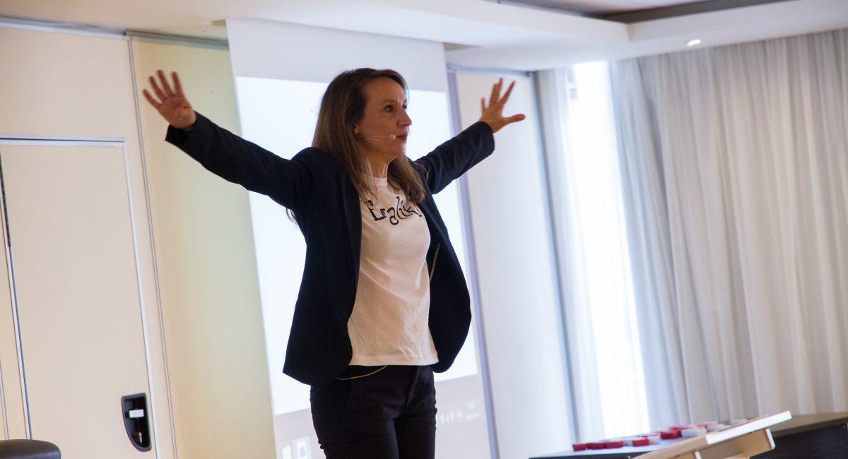 Sylvaine Messica Conférencier professionnel
