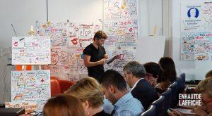 Facilitation Graphique avec Elie Kassabi