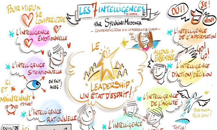 Les 7 intelligences du leader