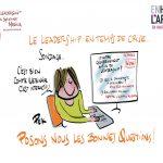 Le leader en temps de crise par Sylvaine Messica