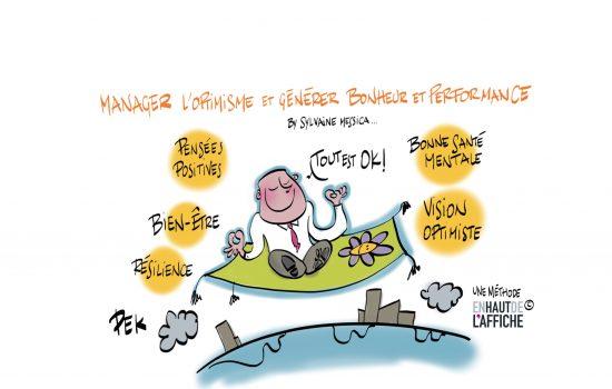 Manager l'optimisme crédit Philippe-Elie Kassabi PEK, conférence de Sylvaine Messica