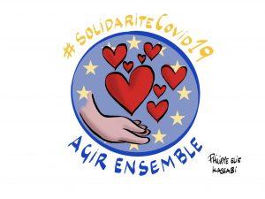 Agir contre le coronavirus Solidarité Europe