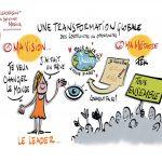 La transformation du leader par Sylvaine Messica