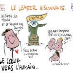 La vision, par Sylvaine Messica